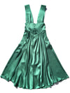 The Venus Dress - Lucky Green
