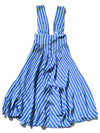 The Venus Dress - Cabana Blue