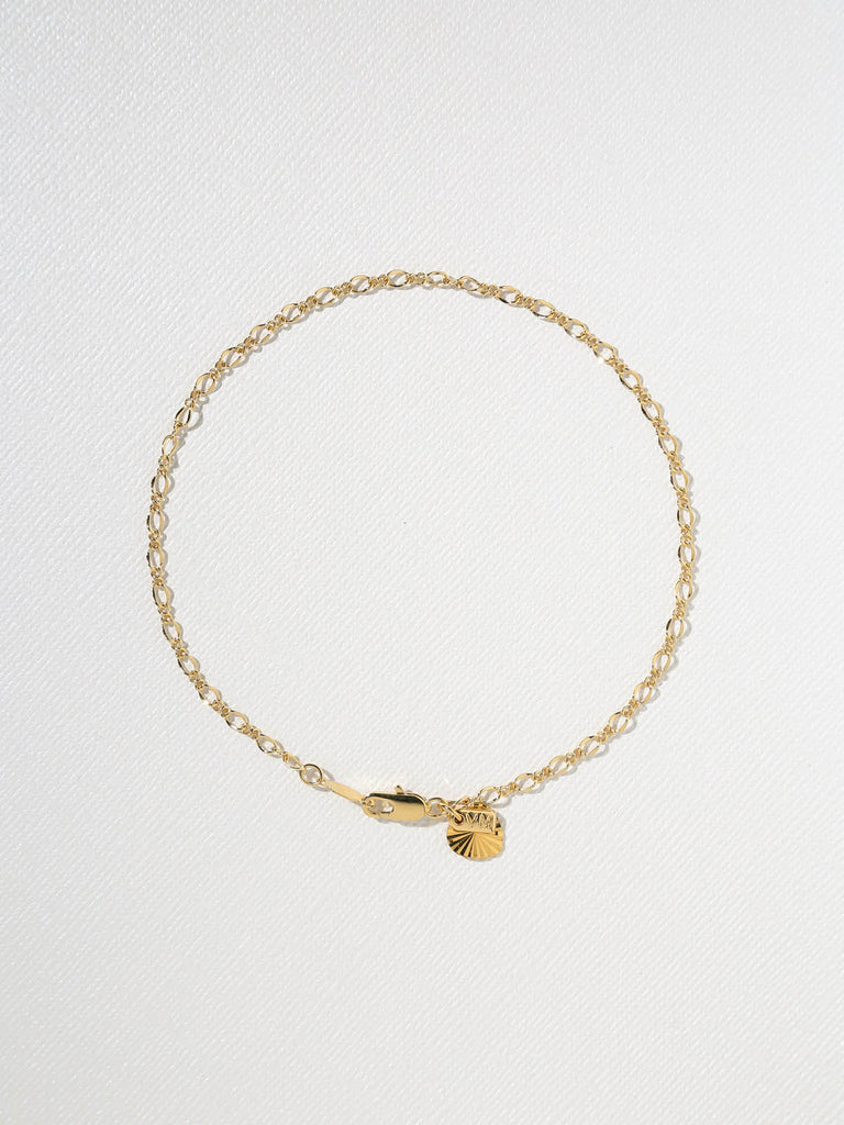 The Clover Anklet