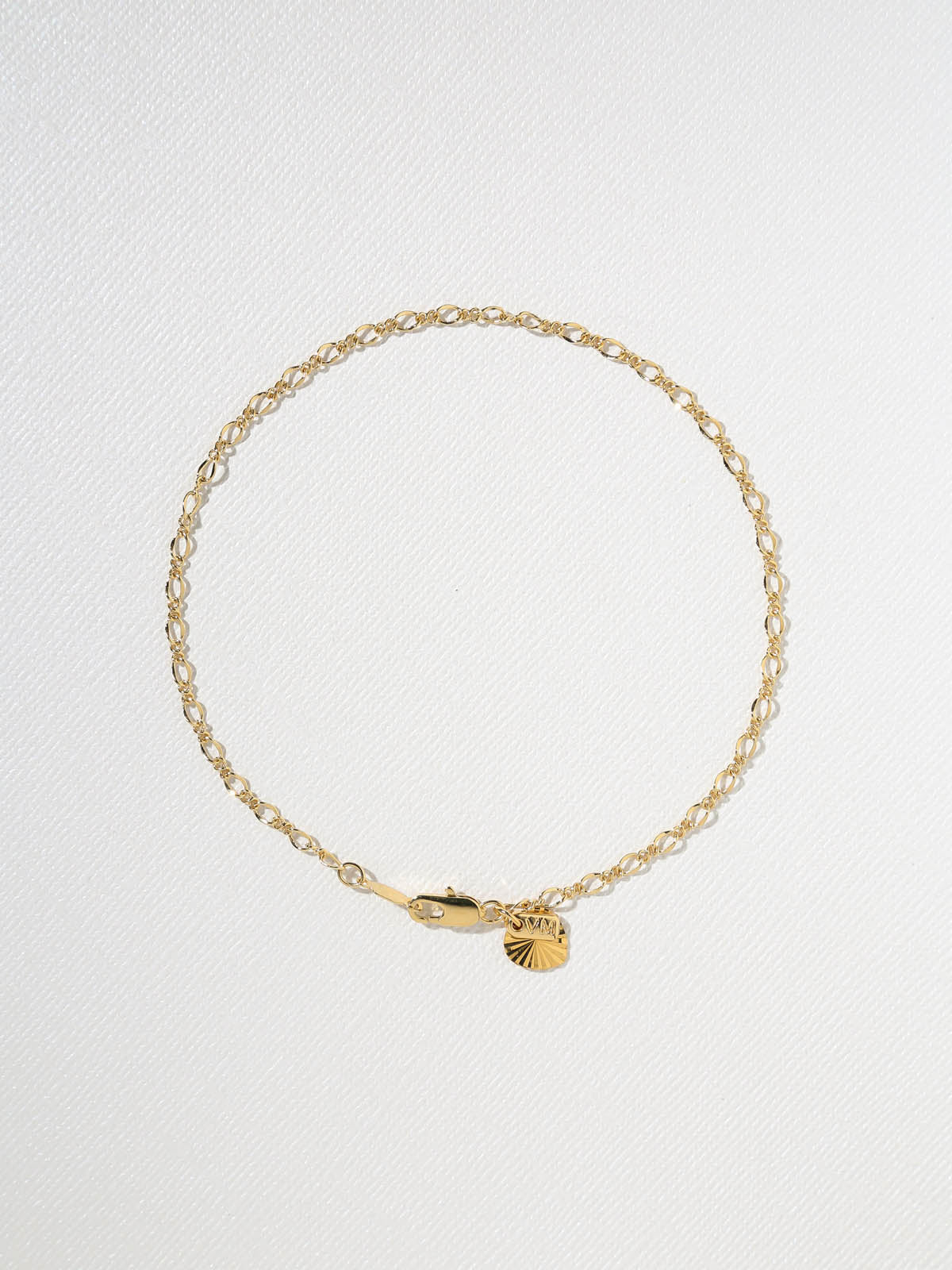 Accessories The Clover Anklet Vanessa Mooney