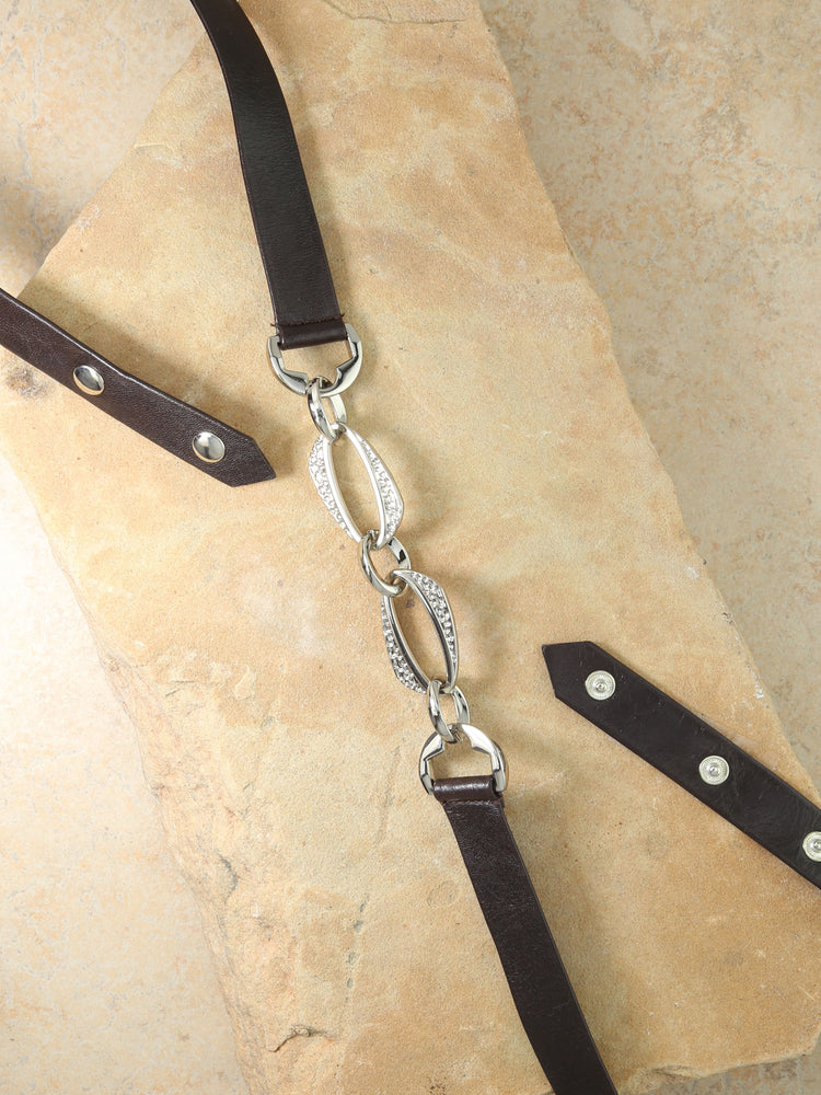 The Hera Leather Belt