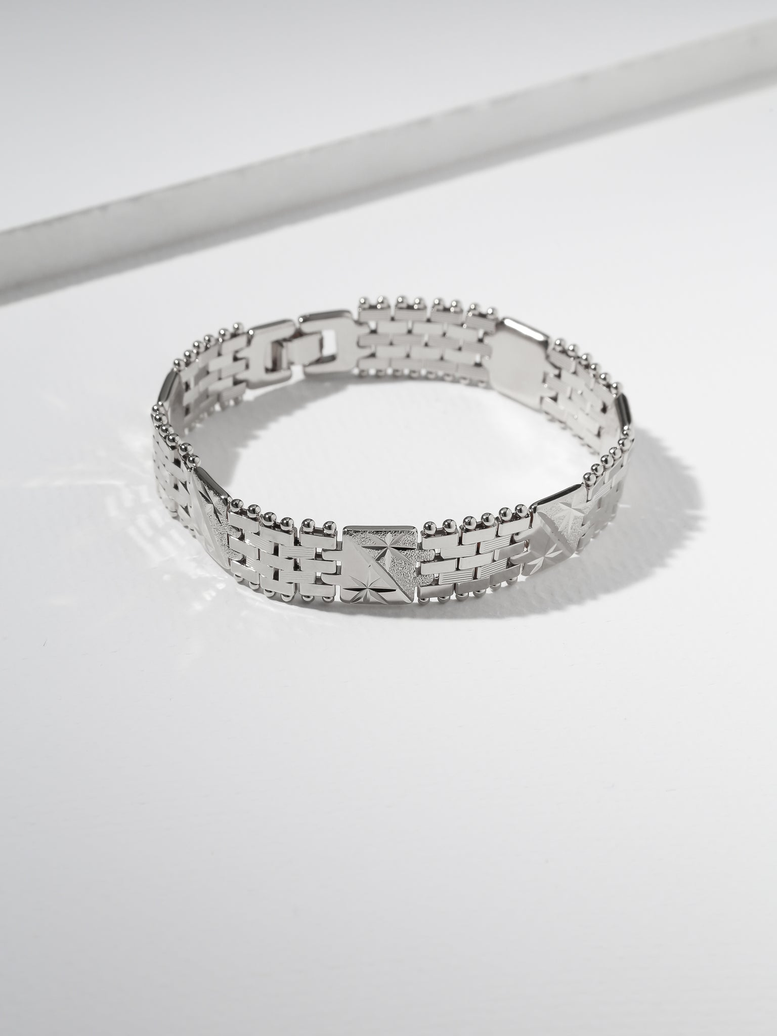 The Members Only Bracelet Silver