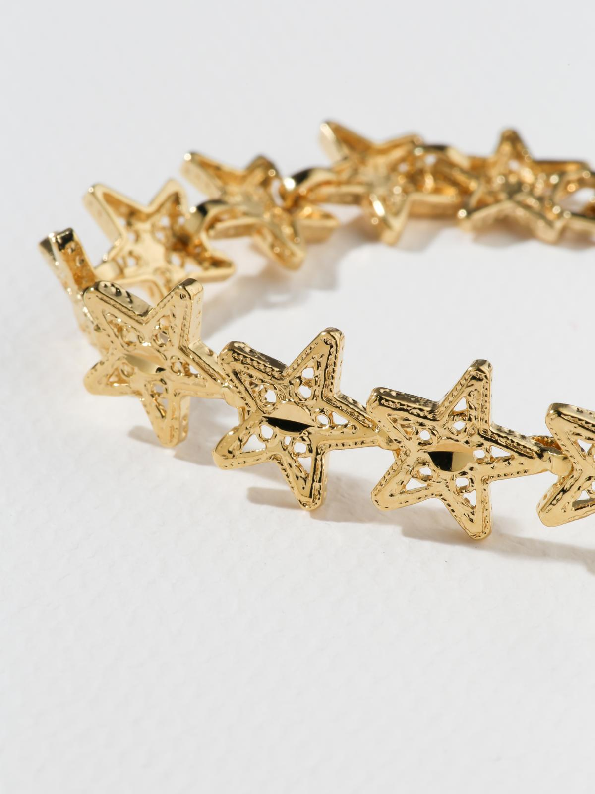 The Starry Eyes Bracelet