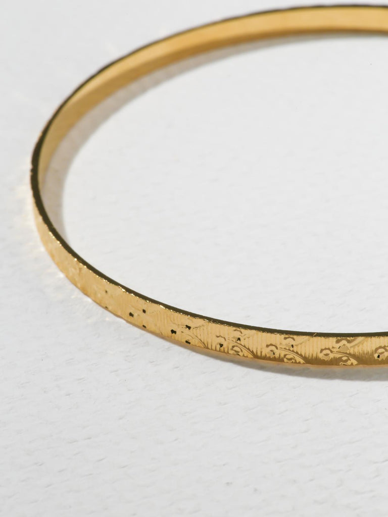 Bracelets The Fortitude Bangle Vanessa Mooney