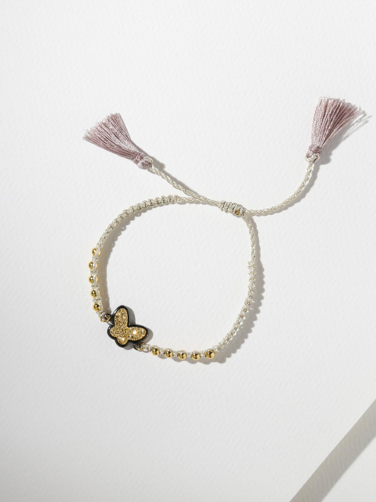 The Dolly Bracelet Gray