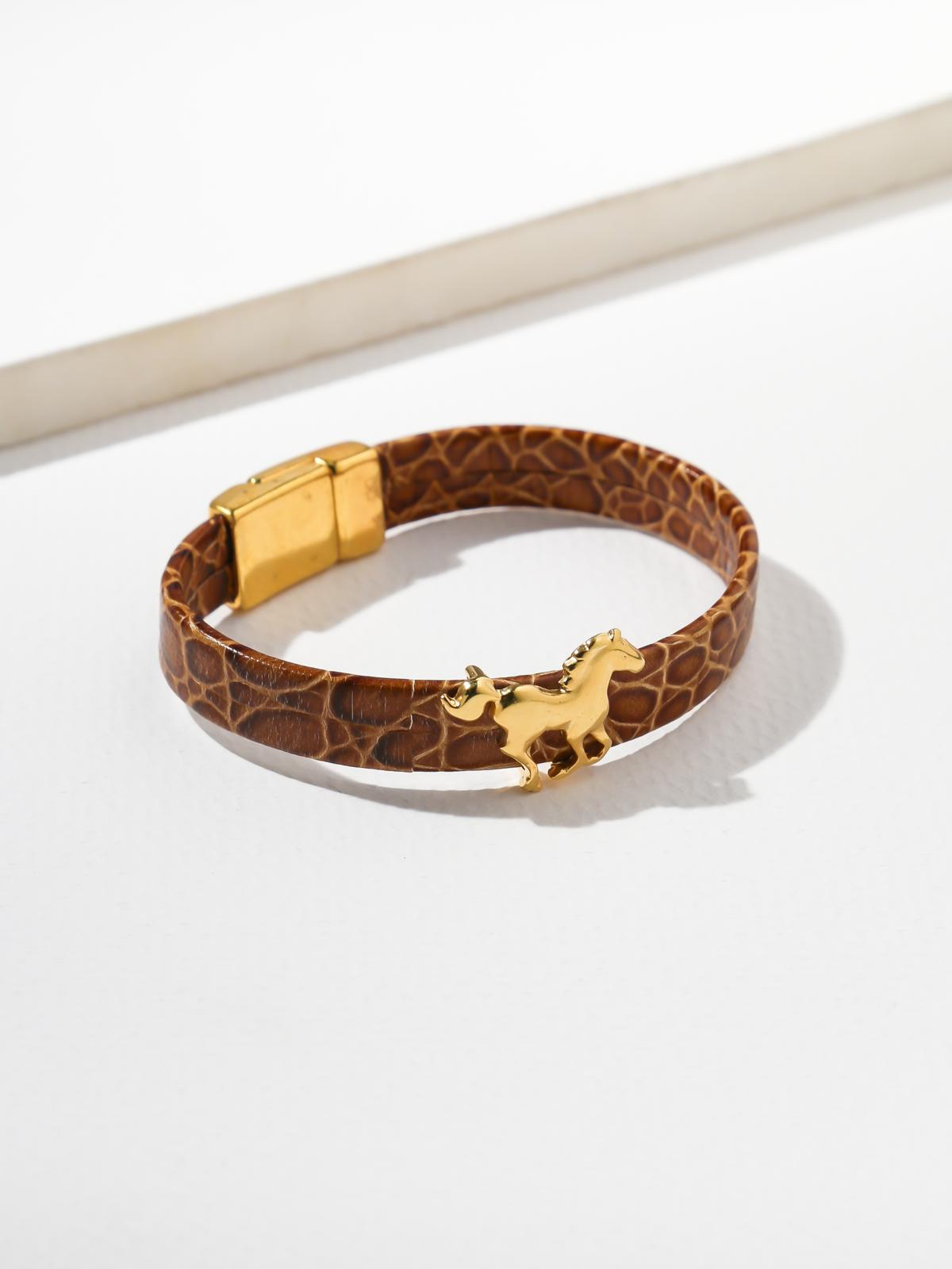 The Giddy Up Bracelet