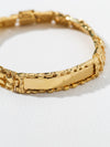 The Golden Nugget ID Bracelet