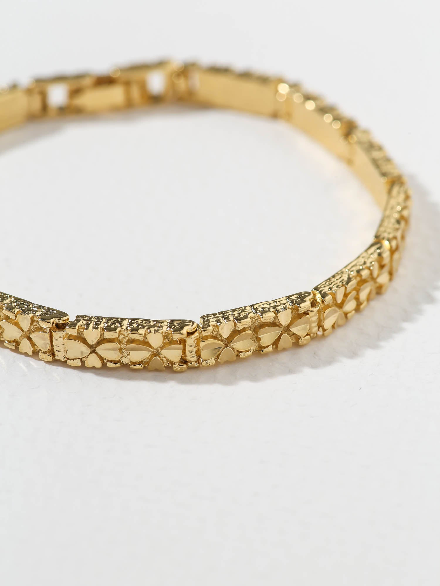 The Golden Idol Bracelet