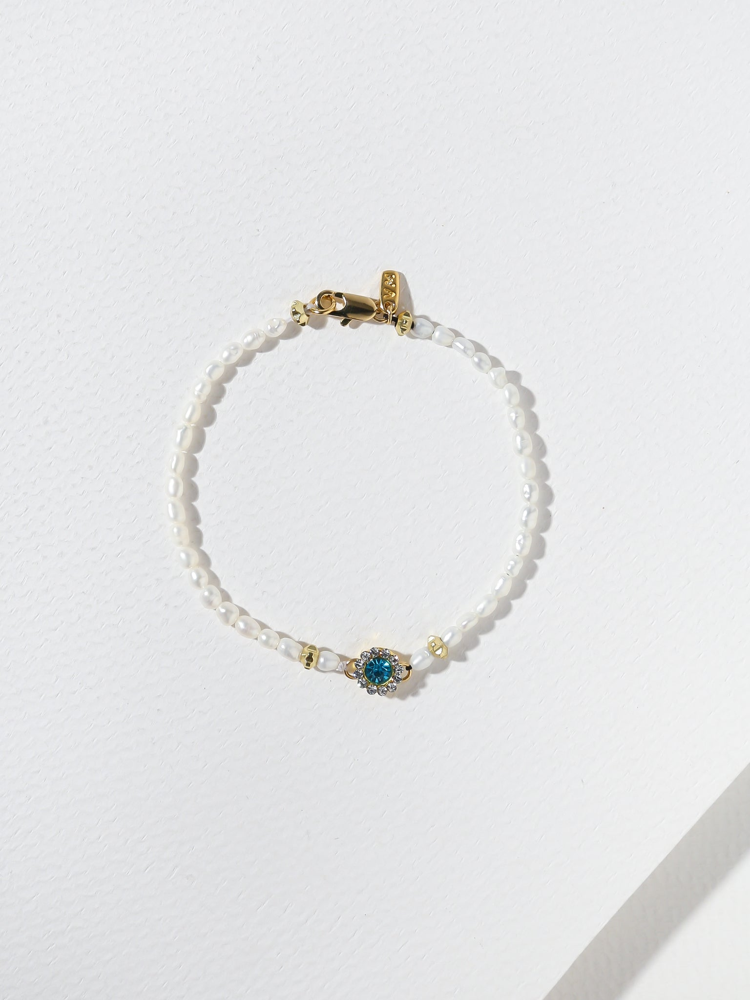 The Pearl Bloom Bracelet