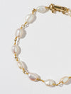 Bracelets The Mira Pearl Bracelet Vanessa Mooney