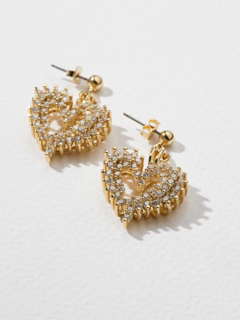 The Beverly Earrings