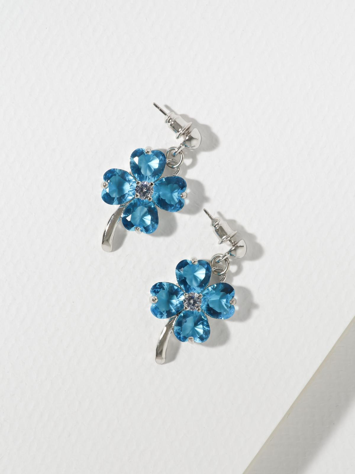 The Fortune Earrings Silver