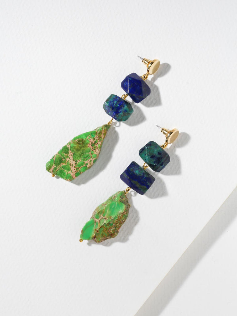 The Pixie Stone Earrings