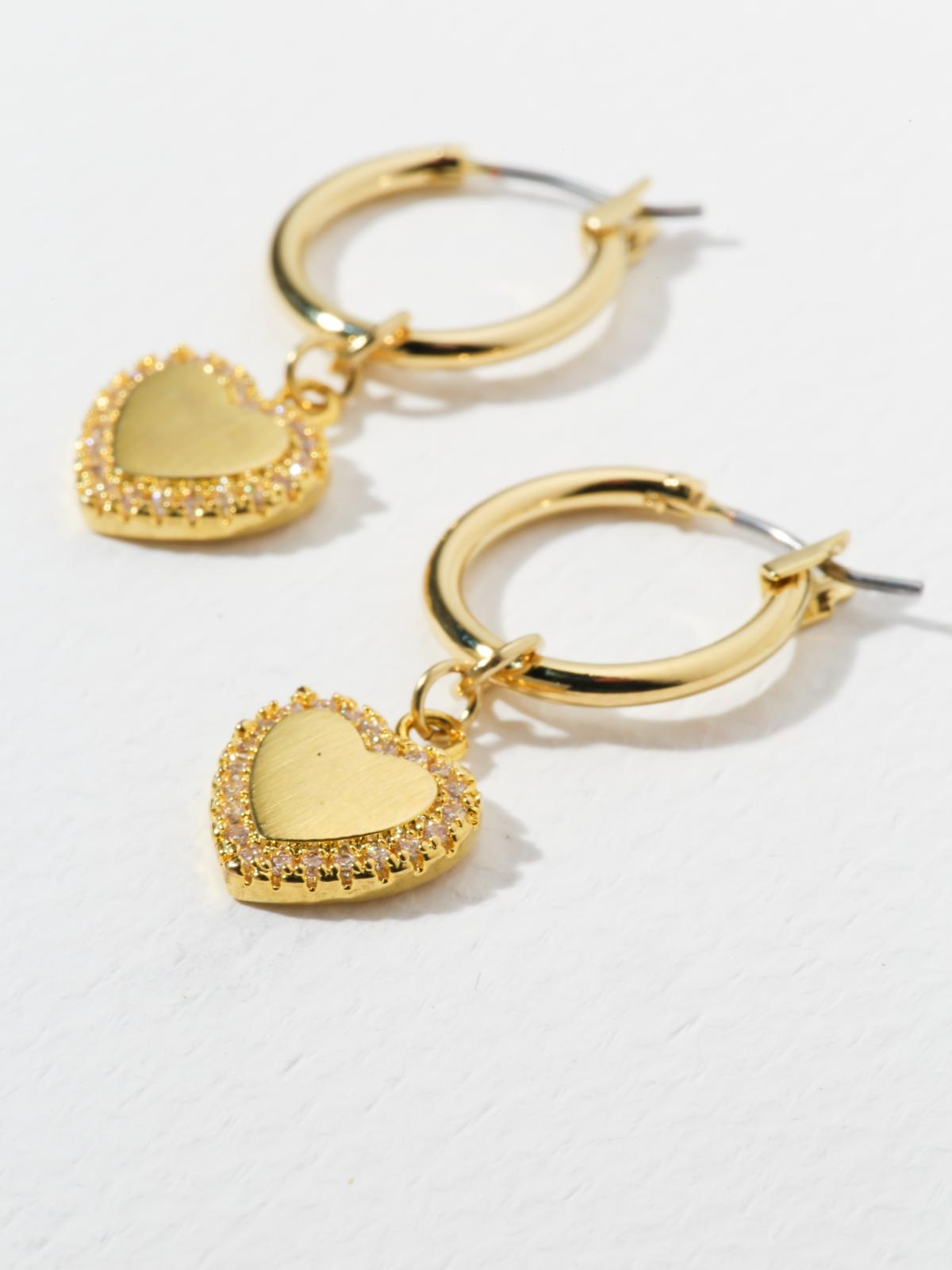 The Youngheart Earrings | 40% OFF