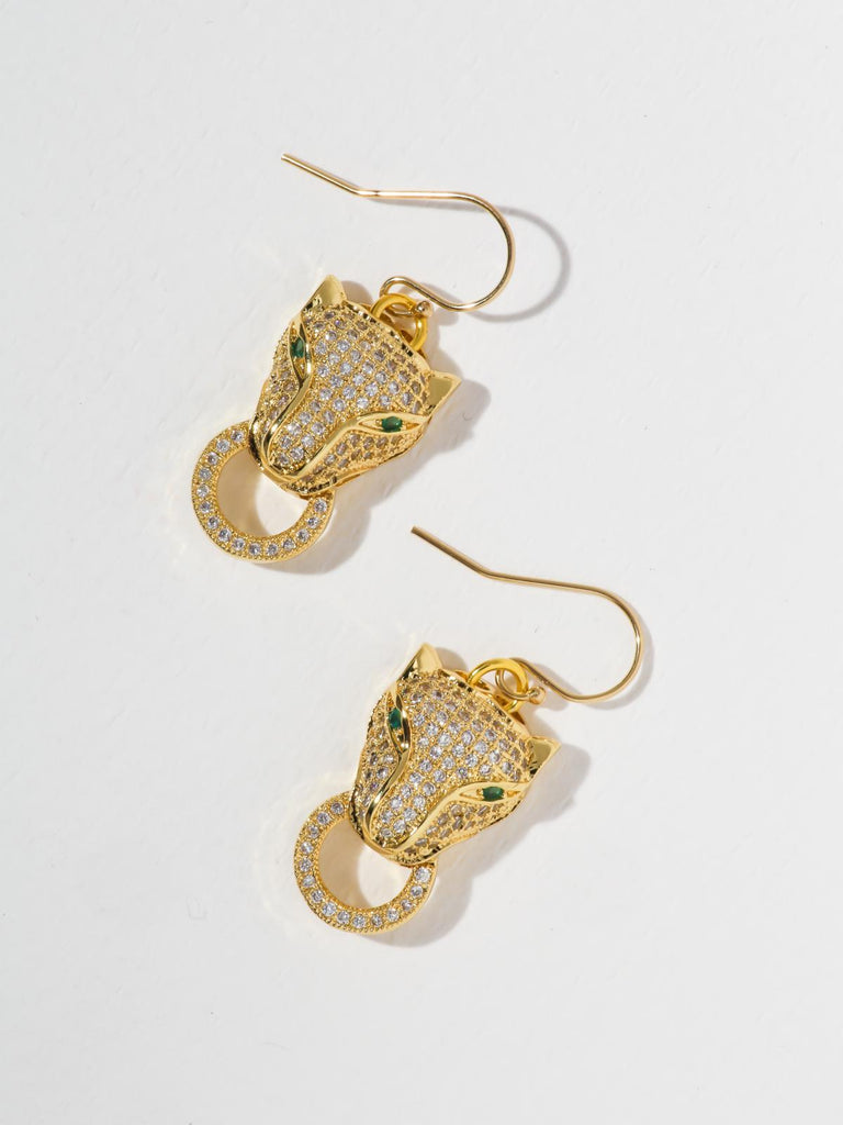 The Catcall Earrings