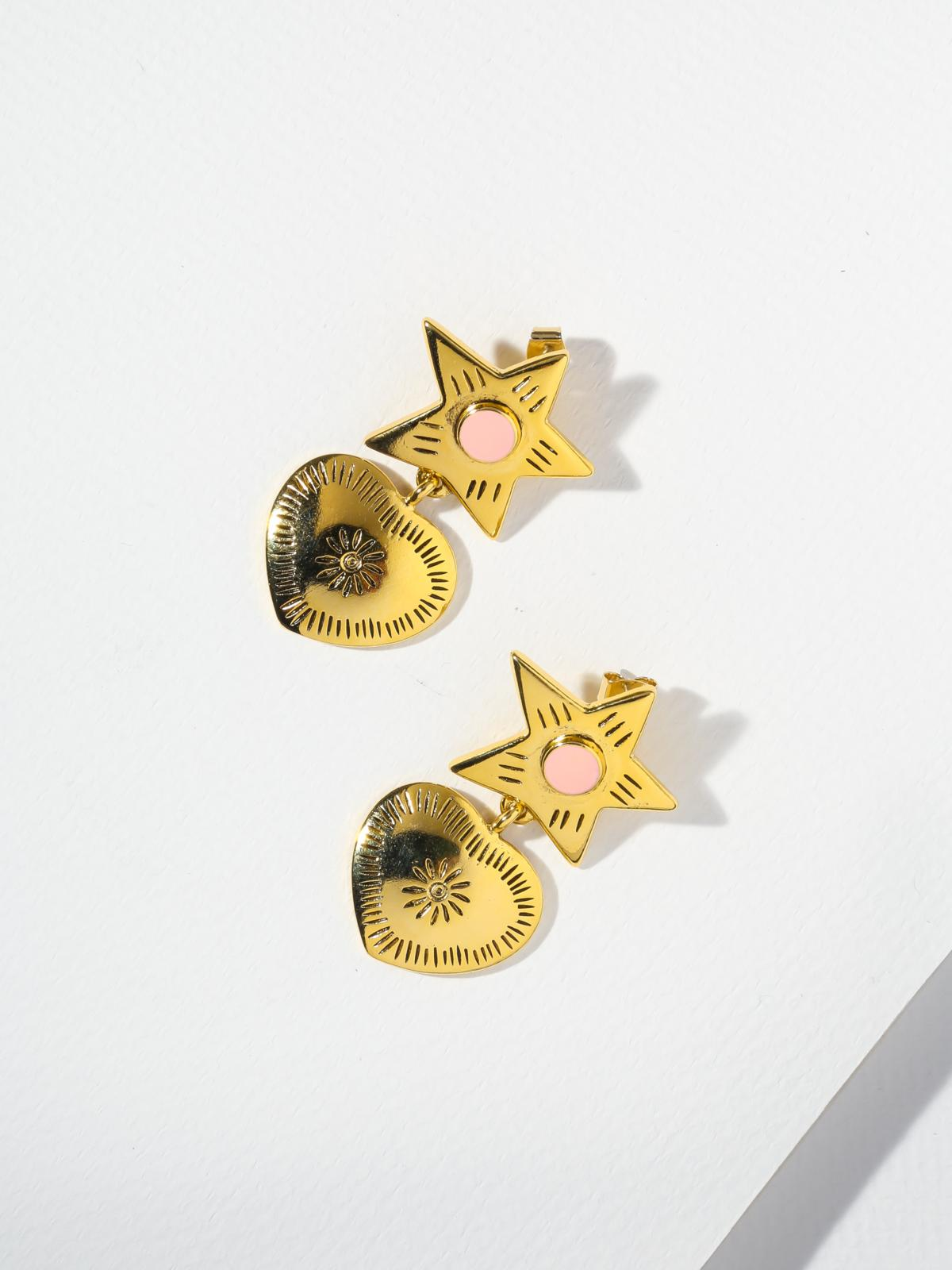 The Lonestar Earrings