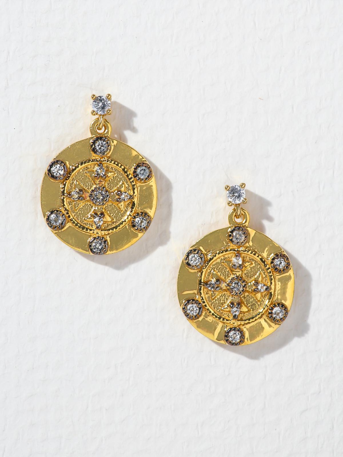 The Anita Earrings
