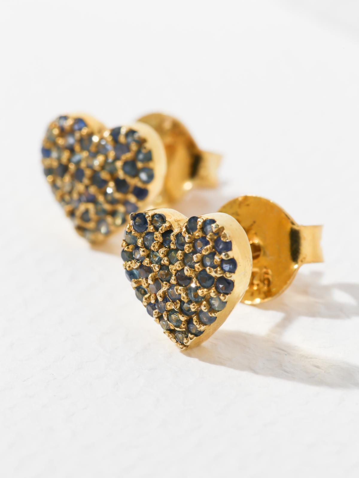 The Lover Stud Earrings