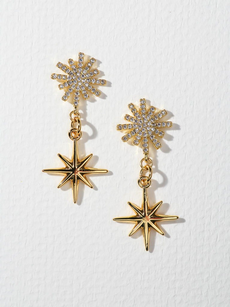 The Halley Earrings