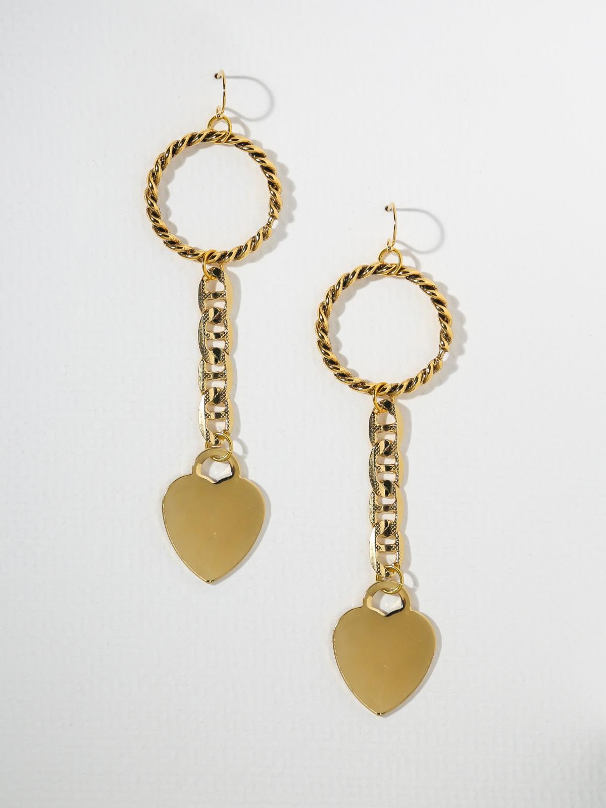 The Roxanne Earrings