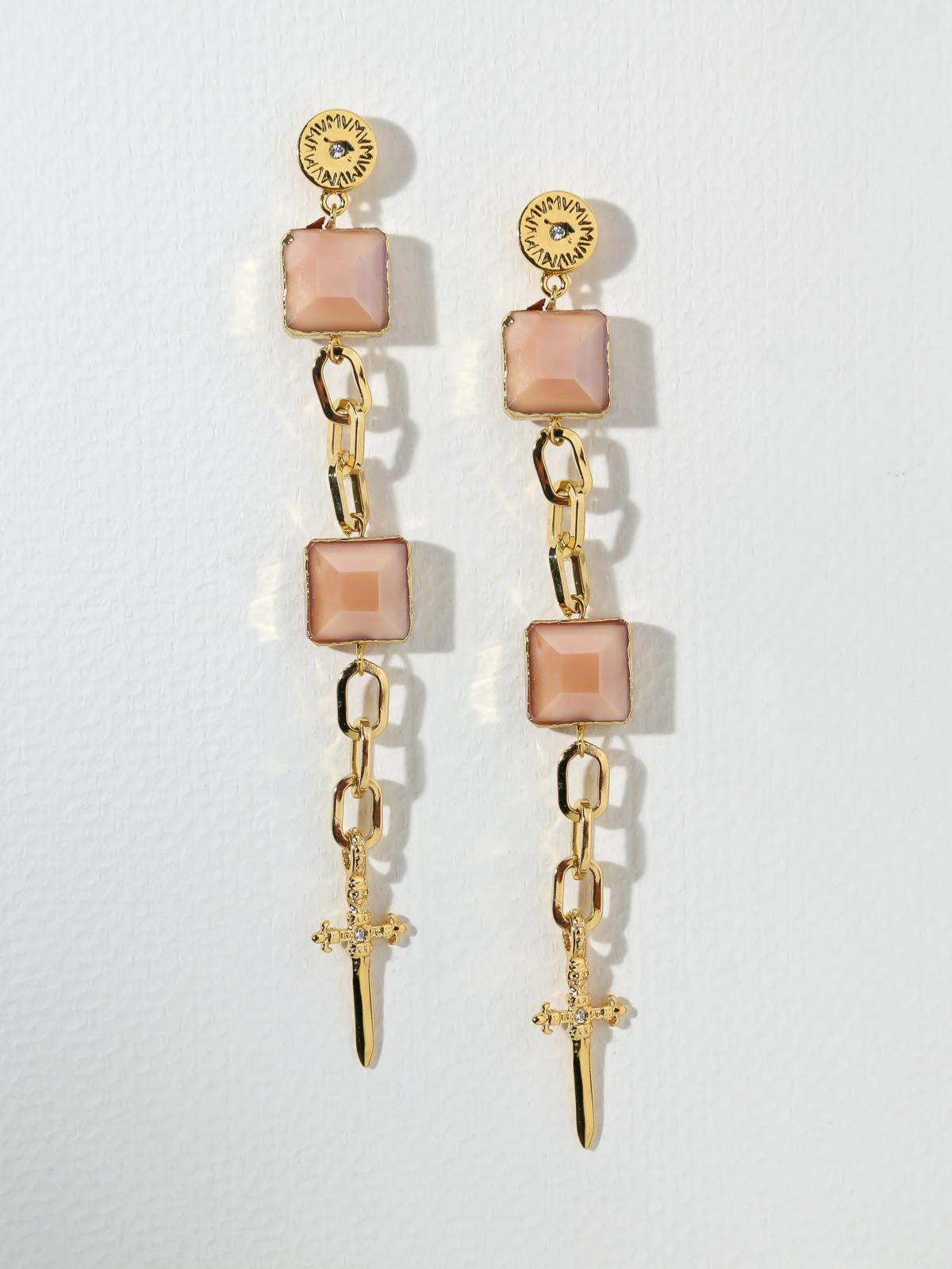 The Gabriela Earrings