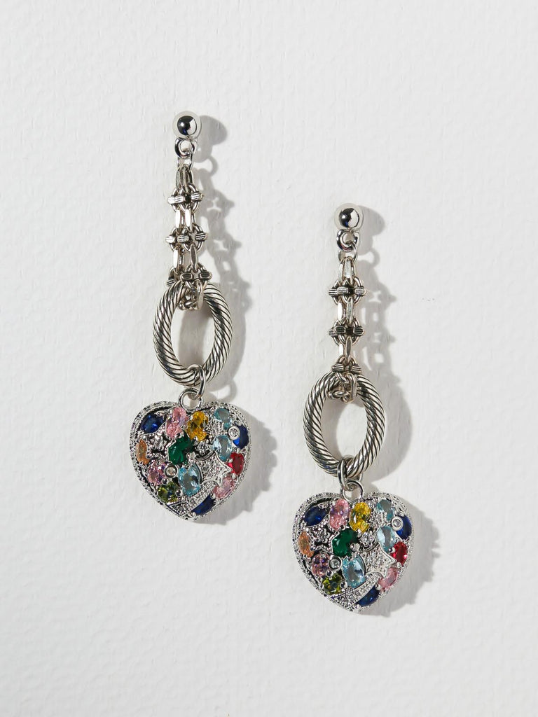 The Olivia Jewel Earrings