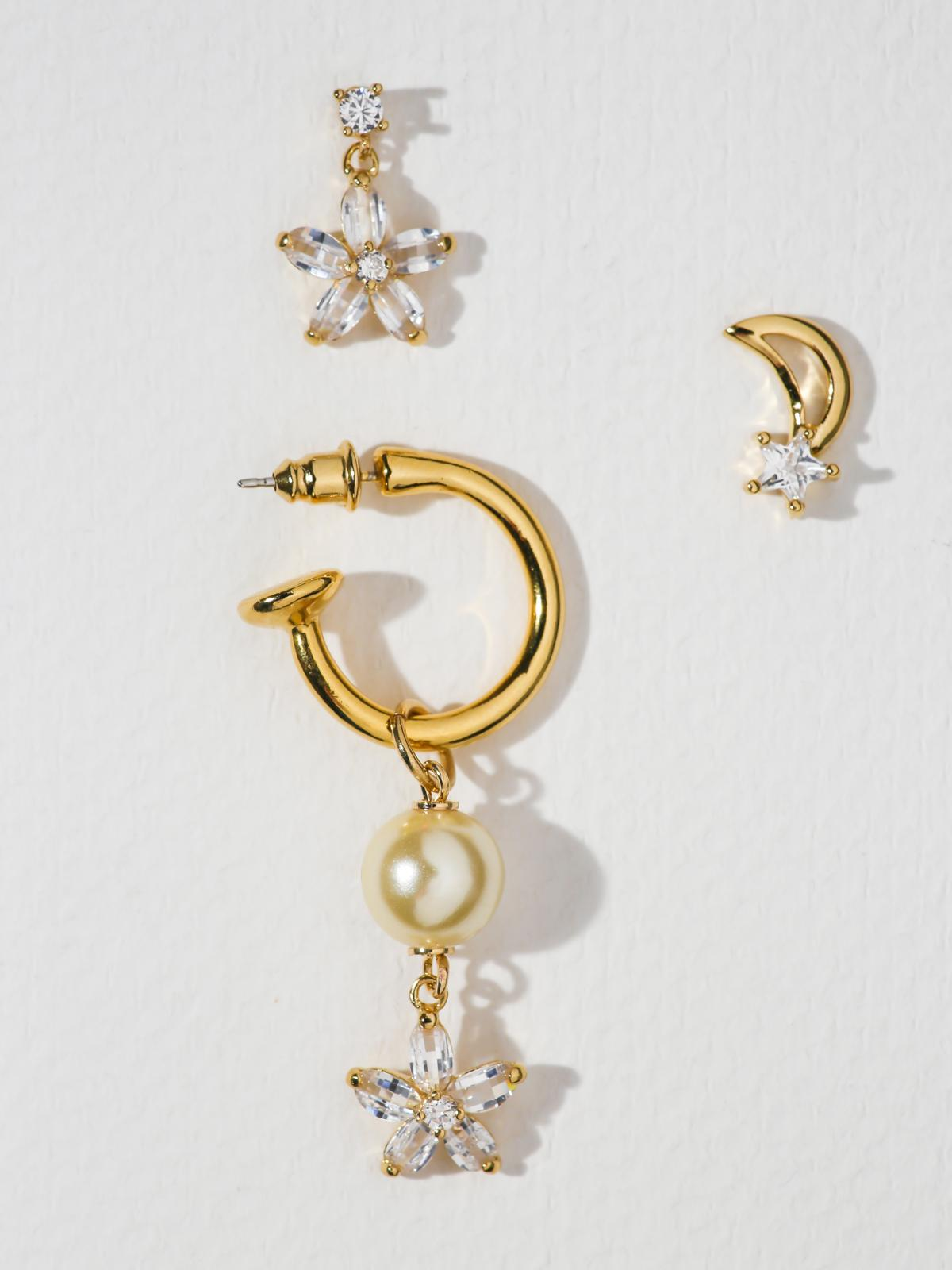 The Venus Earrings Set
