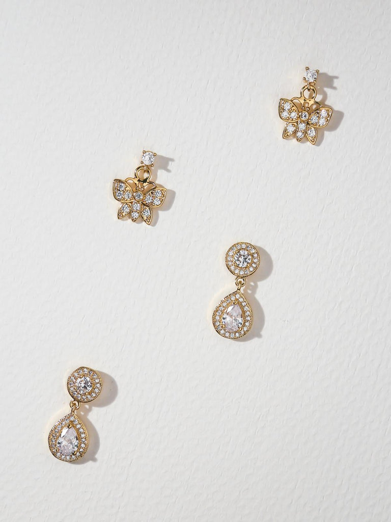 The Astra Earring Set