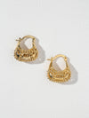 Earrings The Charita Hoop Earrings Vanessa Mooney