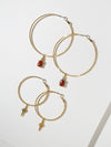 Earrings The Marley Hoop Earring Set Vanessa Mooney