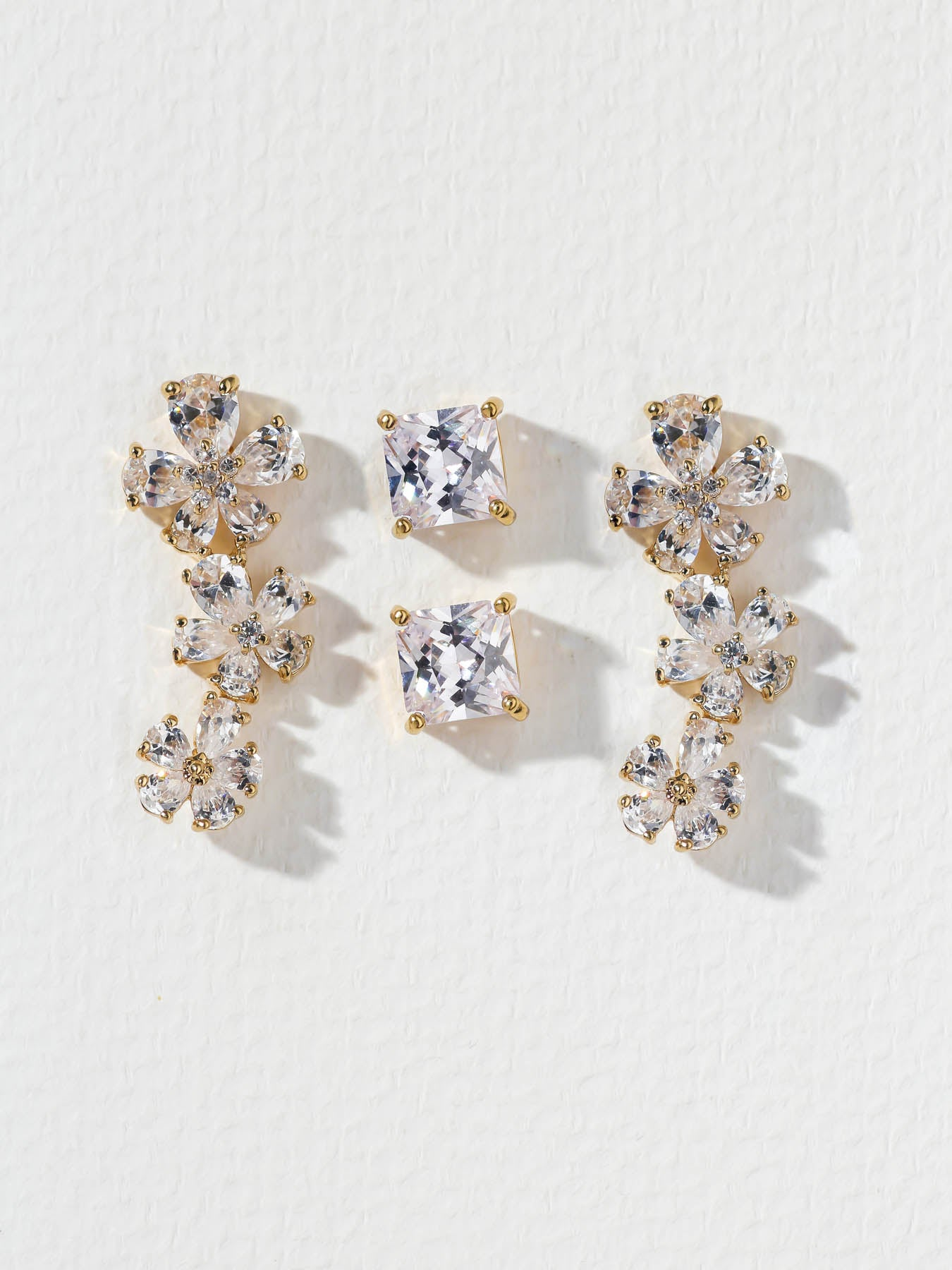 The Bloom Earring Set