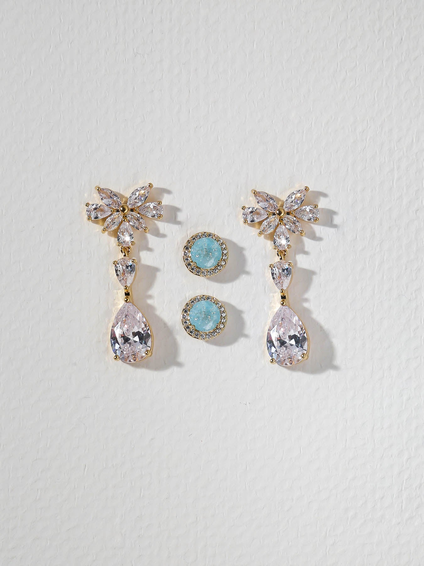 The Polly Earring Set