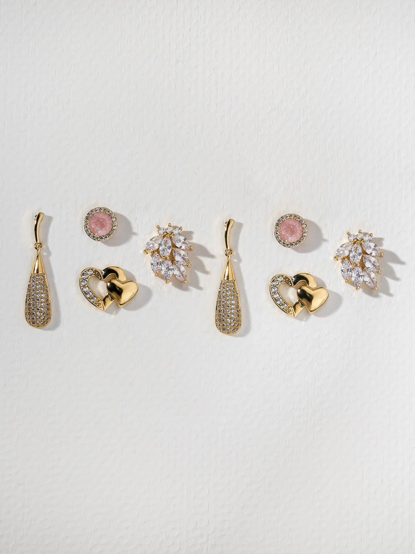 The First Crush Earring Set