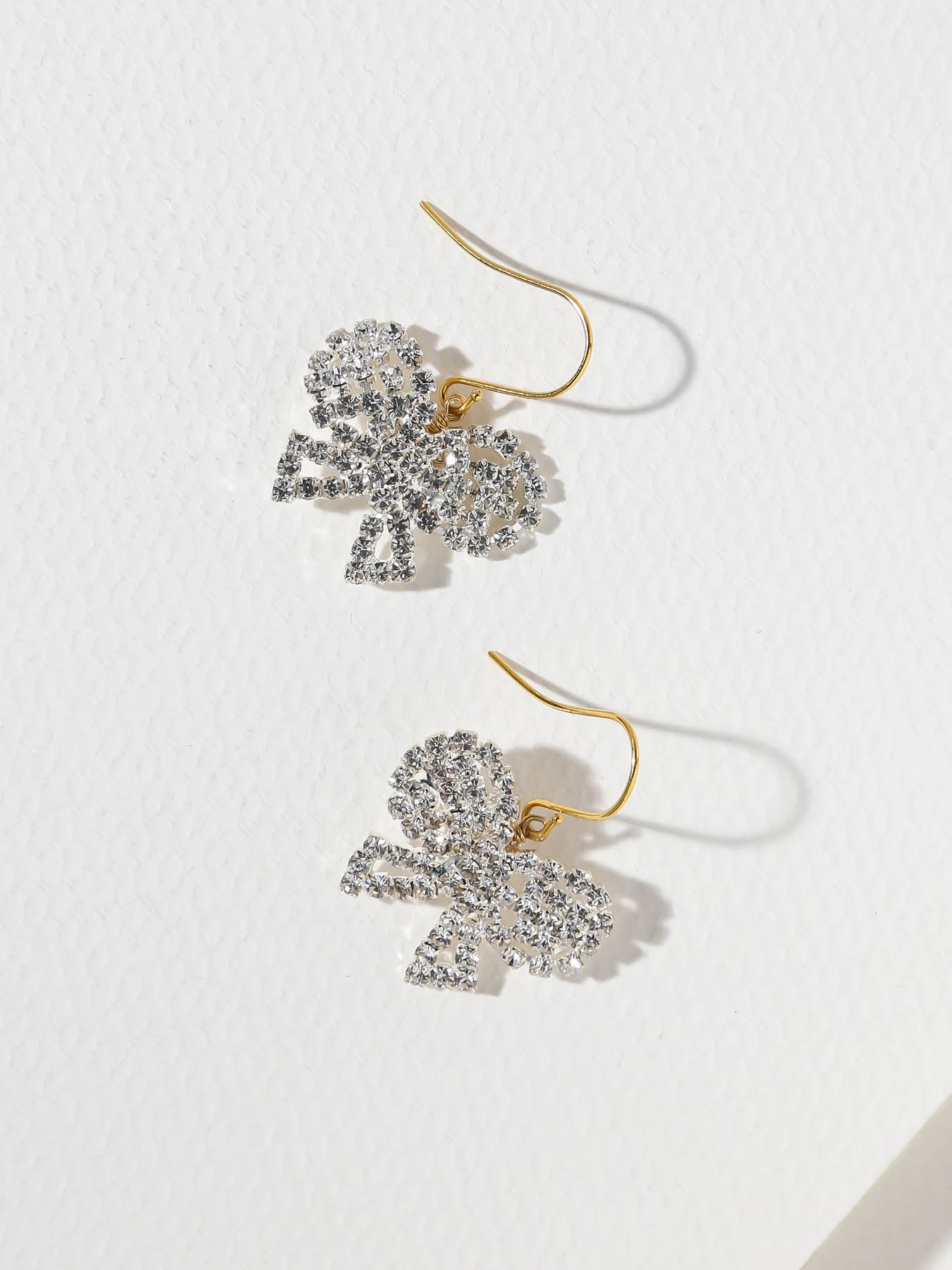 The Sparkle Bow Earrings