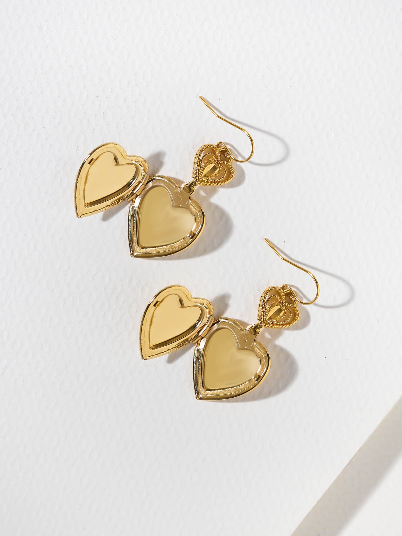 Earrings The Love Locked Earrings Vanessa Mooney