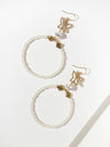 Sale Items The Ruth Hoop Earrings Vanessa Mooney