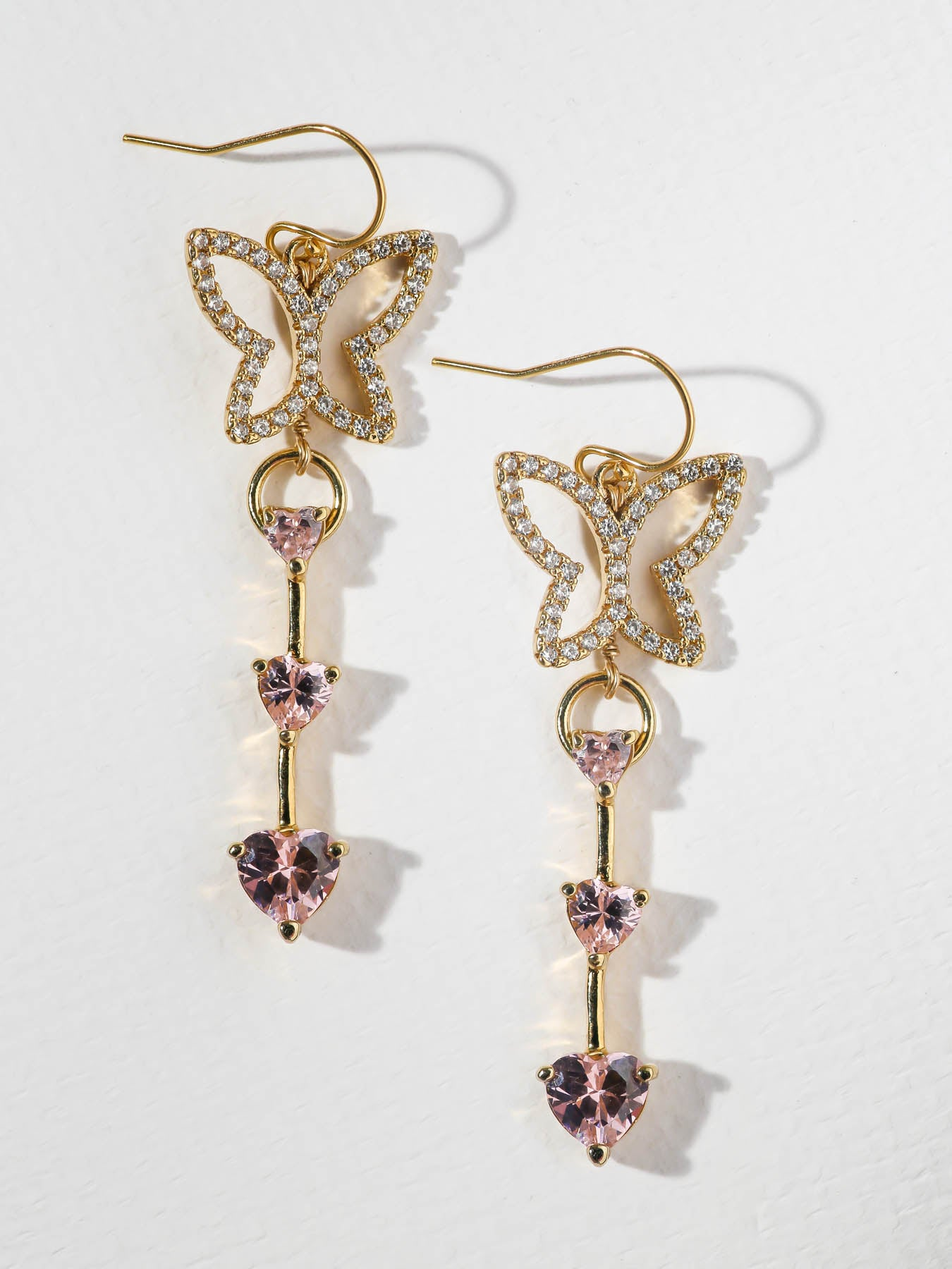 Sale Items The Wishful Butterfly Earrings Vanessa Mooney