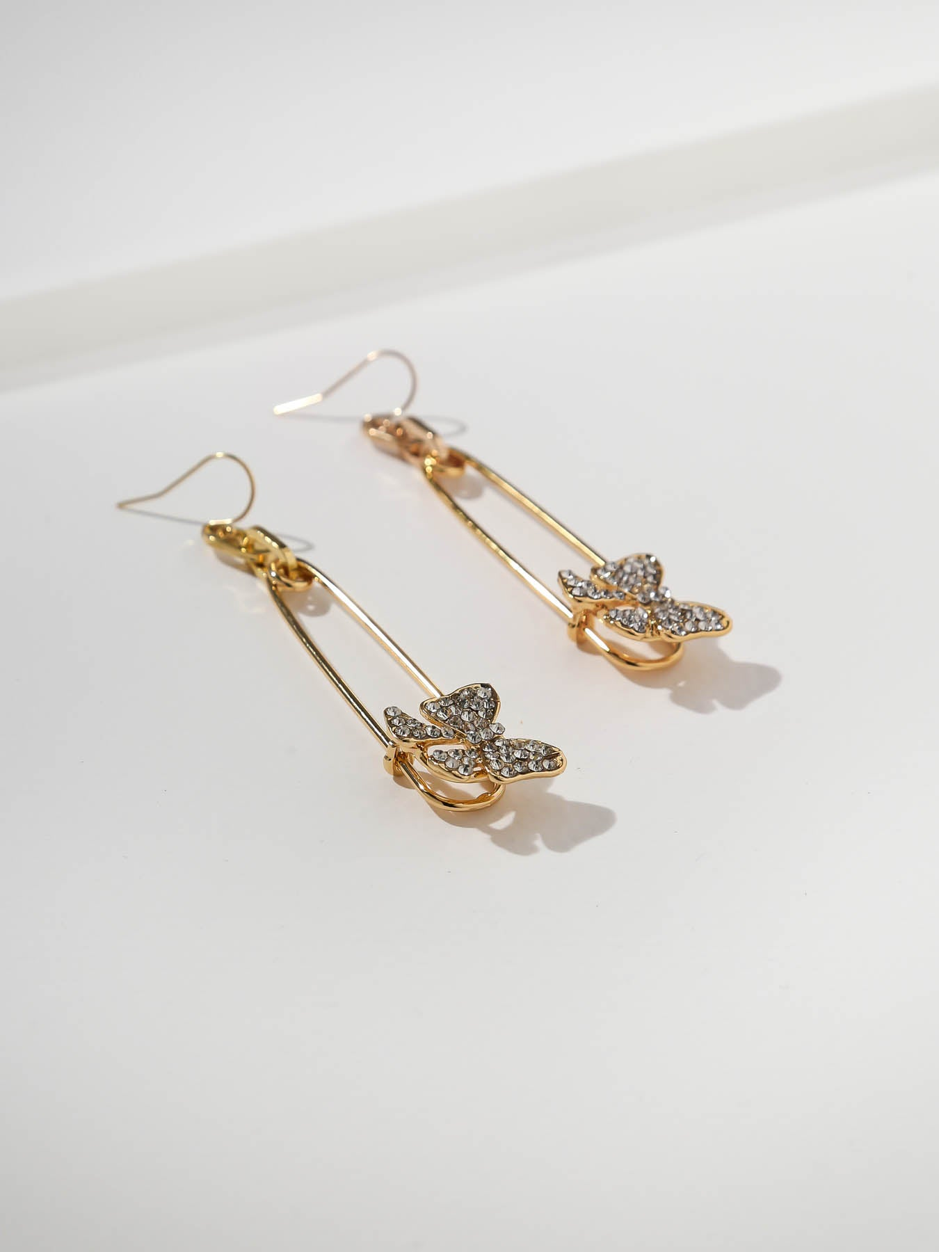 The Crystal Cora Earrings