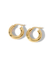 Earrings The D'Arcy Hoop Earrings Vanessa Mooney
