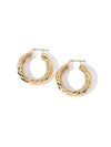 The Charlotte Hoop Earrings