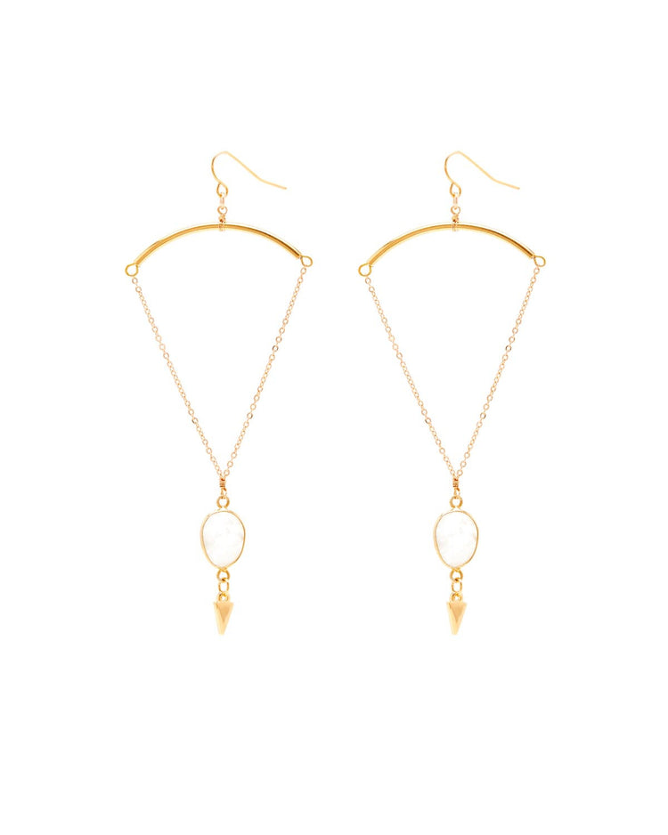 Vanessa Mooney The Gianna Earrings