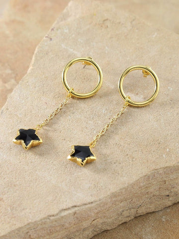 The Alanis Gold Earrings