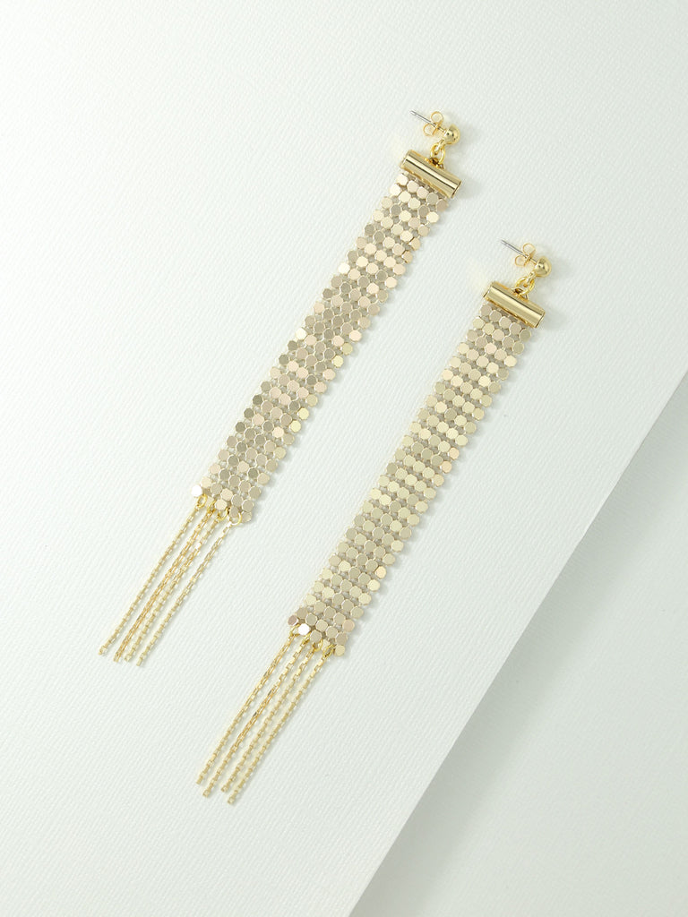 The Paris Earrings Gold