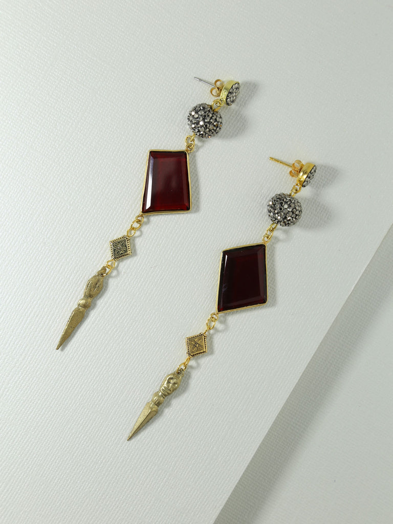 The Alessandro Earrings