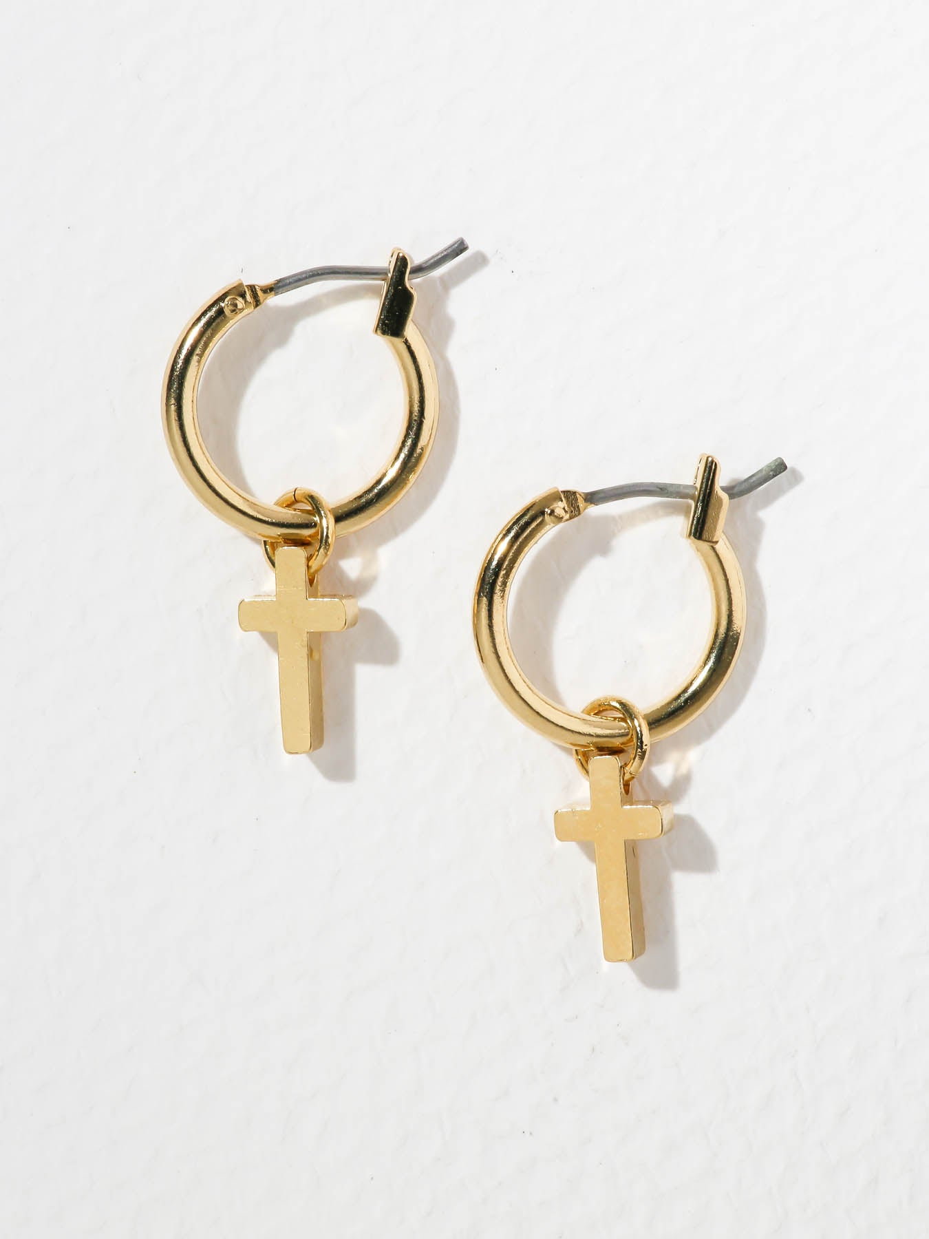 Earrings The Teresa Cross Earrings Vanessa Mooney