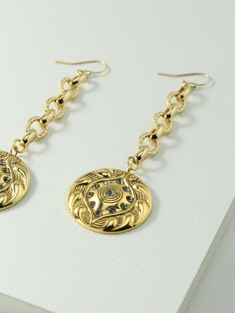Earrings The Saint Fina Earrings Vanessa Mooney