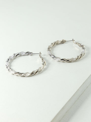 The Cynda Hoops