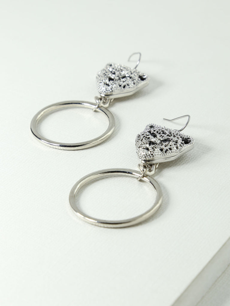 The Kazie Panther Earrings