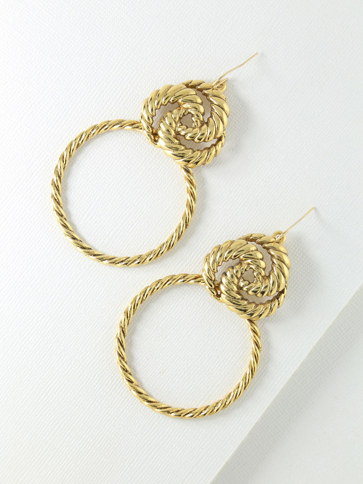 Earrings The Valleta Earrings Vanessa Mooney