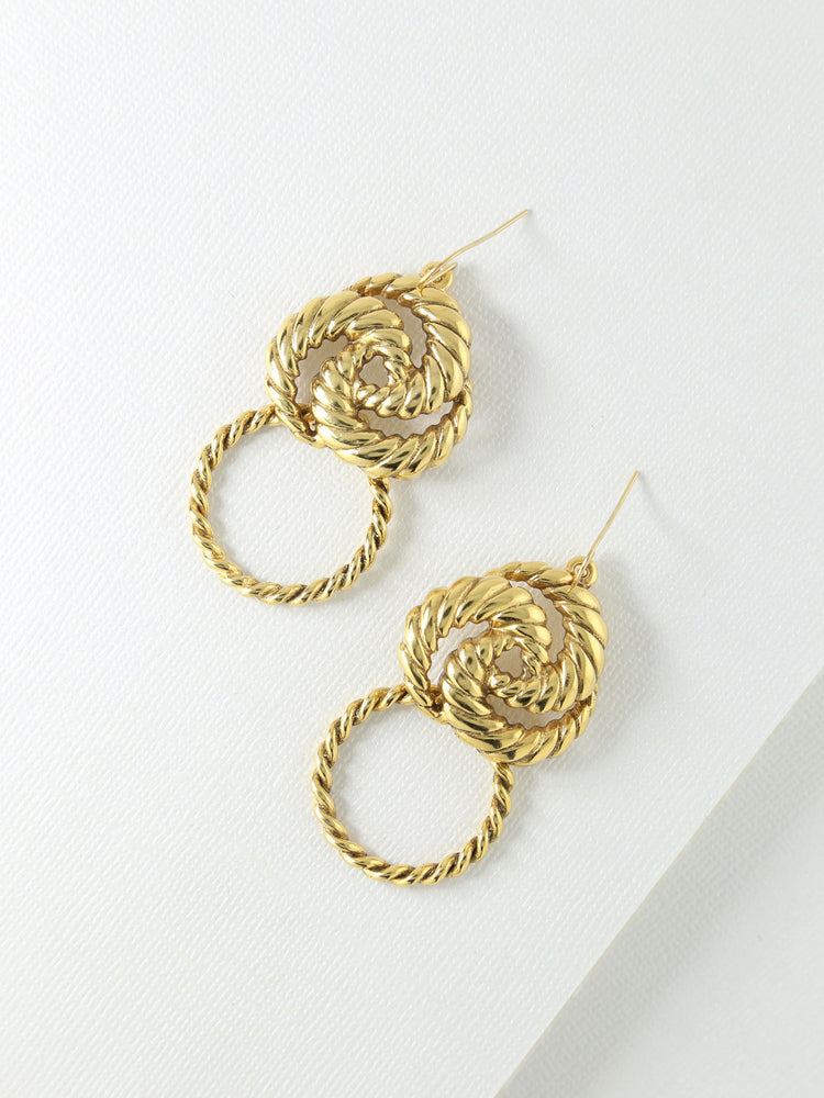 Earrings The Valleta Mini Earrings Vanessa Mooney